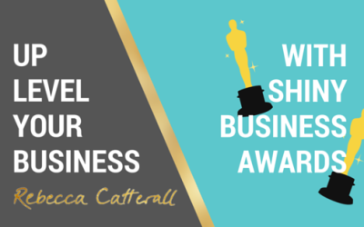 Up Level Your Business: Take your business to the next level with a shiny Award!